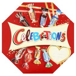 Selectie de ciocolata Celebrations, 196g image