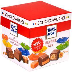 Ciocolata Ritter Schokowurfel, 176g image