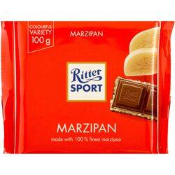Ciocolata Ritter cu marzipan, 100 gr. image