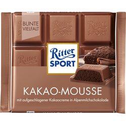 Ciocolata Ritter cu mousse de cacao, 100 gr. image