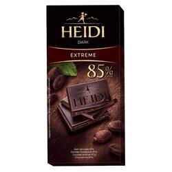 Ciocolata amaruie Heidi Dark 85% cacao 80 gr. image