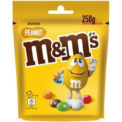 Arahide invelite in ciocolata cu lapte M&M`s Peanut, 250g image