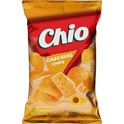 Chipsuri cu gust de cascaval Chio, 140g image
