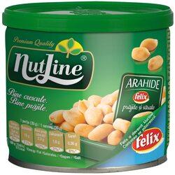 Arahide prajite cu sare Nutline, 135g image