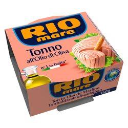 Ton in ulei masline Rio Mare 160g image