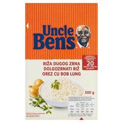 Orez cu bob lung Uncle Ben`s, 500g image