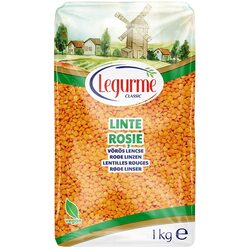 Linte rosie Legurme, 1kg image