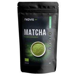 Matcha Pulbere Ecologica BIO Niavis, 60g image