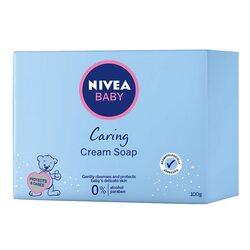 Sapun crema Nivea Baby, 100g image