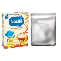 Cereale Nestle 8 Cereale cu Fructe, 250g, de la 12 luni image