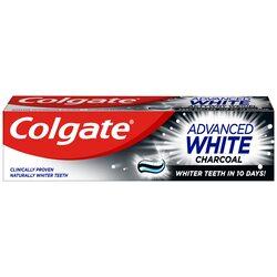 Pasta de dinti Colgate Advanced White Charcoal pentru albire, 100 ml image