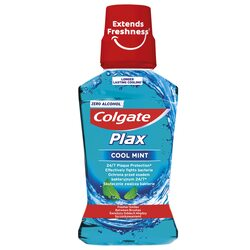 Apa de gura Colgate Plax Cool Mint fara alcool, 250 ml image