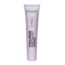 Crema de ochi antirid L`Oreal Paris Hyaluron Specialist cu acid hialuronic, 15 ml image