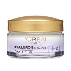 Crema antirid de zi L`Oreal Paris Hyaluron Specialist cu acid hialuronic, 50 ml image
