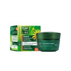Crema de noapte 45+ Plant Line Arnica, 45 ml image