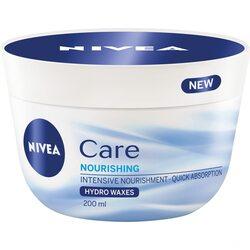 Crema de corp Nivea Care, 200 ml image