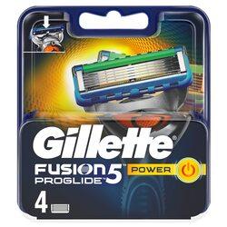 Rezerve aparat de ras Gillette Fusion ProGlide Power, 4 buc image