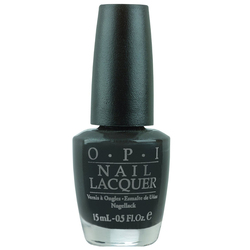 Lac de unghii OPI Nail Lacquer, 15 ml, Lady in Black image