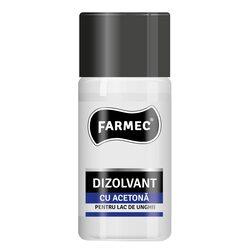 Dizolvant cu acetona Farmec pentru lac de unghii, 50 ml image