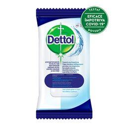 Servetele dezinfectante Dettol 40 buc image