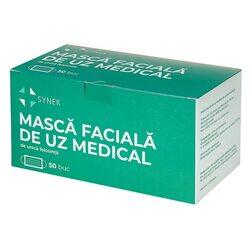 Set 50 bucati Masti medicale faciale, de unica folosinta, nesterile,tip II R image