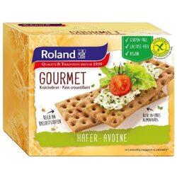 Paine crocanta gourmet ovaz fara gluten Roland, 230g image