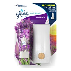 Odorizant de aer miscrospray Lavender 10 g, Glade image