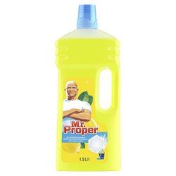 Detergent universal pentru suprafete Mr Proper Lemon, 1.5 l image