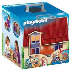 Playmobil Dollhouse - Casa de papusi mobila image