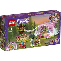 LEGO Friends - Camping luxos in natura 41392, 241 piese image