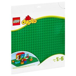 LEGO DUPLO - Placa verde pentru constructii 2304, 1 piesa image