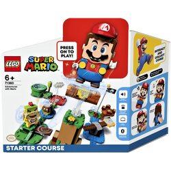 LEGO Super Mario - Aventurile lui Mario set de baza 71360, 231 piese image