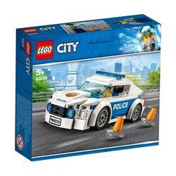 LEGO City Police - Masina de politie pentru patrulare 60239, 92 piese image