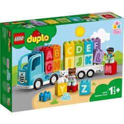 LEGO DUPLO - Primul meu camion cu litere 10915, 36 piese image