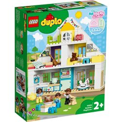 LEGO DUPLO - Casa jocurilor 10929, 129 piese image
