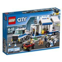 LEGO City Police - Centru de comanda mobil 60139, 374 piese image