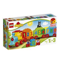LEGO DUPLO - Trenul cu numere 10847, 23 piese image