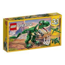 LEGO Creator 3 in 1 - Dinozauri puternici 31058, 174 piese image