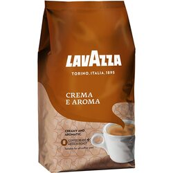 Cafea Boabe Lavazza Crema e Aroma, 1 Kg image