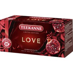 Ceai Teekanne Love, 20 pliculete, 45 gr. image