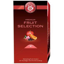 Ceai Teekanne Premium Fruit Selection, 20 pliculete, 60 gr. image