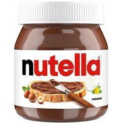 Crema tartinabila de alune de padure cu cacao Nutella, 400g image