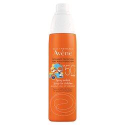 Spray cu protectie solara Avene pentru copii SPF 50+, 200 ml image