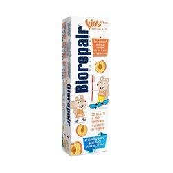 Pasta de dinti Biorepair Junior 0-6 ani, extract de piersica, 50 ml image