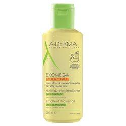 Ulei de dus A-Derma Exomega Control pentru piele uscata si atopica, 200 ml image
