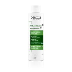 Sampon anti-matreata Vichy Dercos pentru par normal/gras, 200 ml image