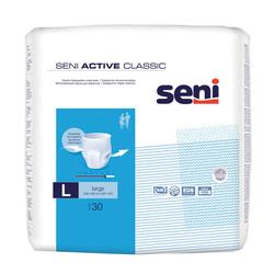 Scutece pentru adulti tip chilot Seni Active Classic, L, 30  buc image