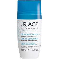 Deodorant roll-on Uriage, fara saruri de aluminiu, 50 ml image