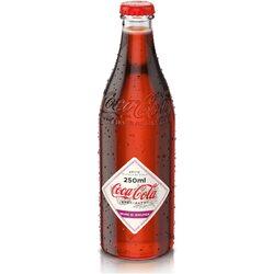 Bautura Carbogazoasa Coca-Cola Specialty Mure si Ienupar, Sticla, 0.25l image