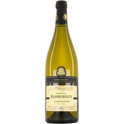 Vin Alb Domeniile Samburesti Chardonnay Sec, 0.75l image